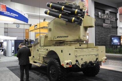 Short Range Air Defence