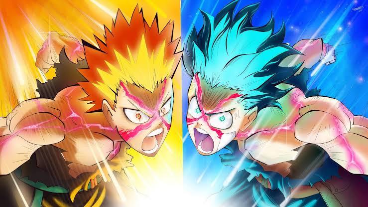 My Hero Academia Heroes Rising: What is the storyline of My Hero Academia?