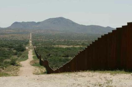 Border Wall Levee Work on Rio Grande is Resumed By the Army Corps of Engineers