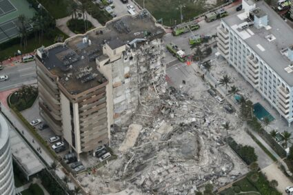With 61 people still missing, death toll in Florida apartment collapse rises to 79