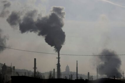 US cities have most polluted air in recent days!